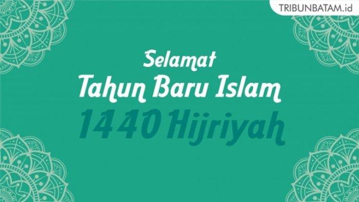 Kumpulan Kata Mutiara dan Ucapan Tahun Baru Islam 1440 Hijriyah dalam Bahasa Arab dan Indonesia