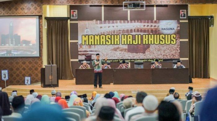 Tahun Ini, Hasuna Tour Umroh dan Haji Berangkatkan 450 Jemaah Haji Plus