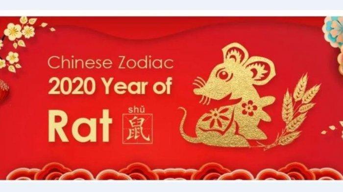 Tahun Baru Imlek 2020: Inilah Ramalan 12 Shio di Tahun Tikus Logam, Prediksi Hoki, Karier dan Asmara