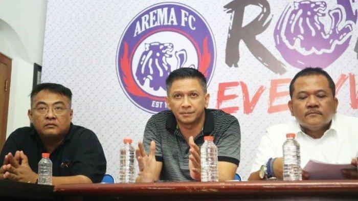 Tak Ada Pemasukan Karena Liga 1 2020 Berhenti, Bos Arema FC Rogoh Uang Pribadi Untuk Bayar Pemain
