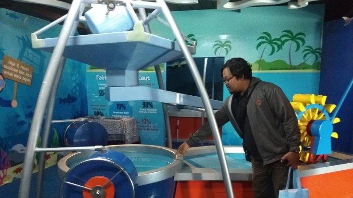 Museum Air Jogja Bay, Angkat Sejarah Selokan Mataram