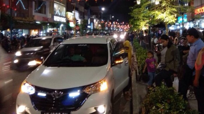 Atasi Macet, Dishub Kota Yogyakarta Ingin Membuat Titik Perhentian di Malioboro