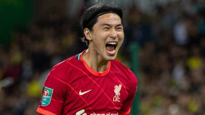 Norwich 0-3 Liverpool, Jurgen Klopp Beri Pujian kepada Takumi Minamino