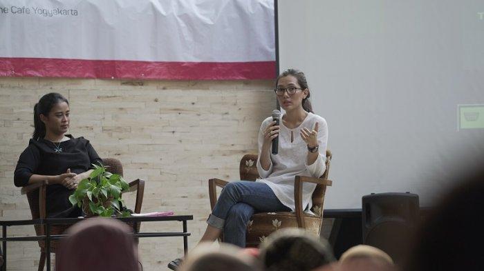 Srikandi Bukalapak Gelar Talk Show Millennials Parenting di Yogyakarta