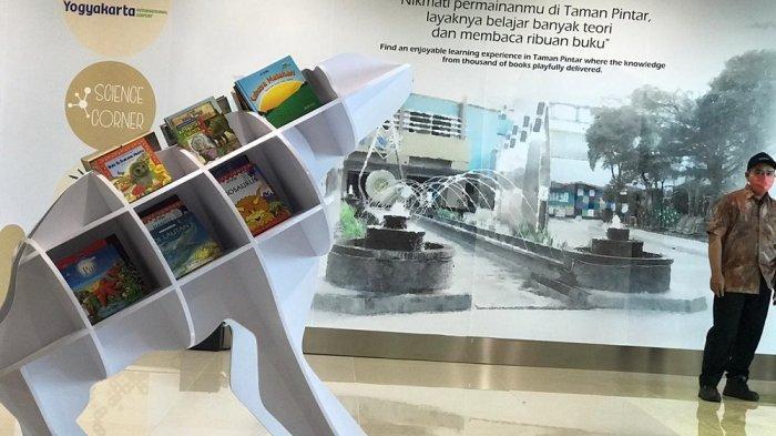 Taman Pintar Science Corner Hadir di Yogyakarta International Airport
