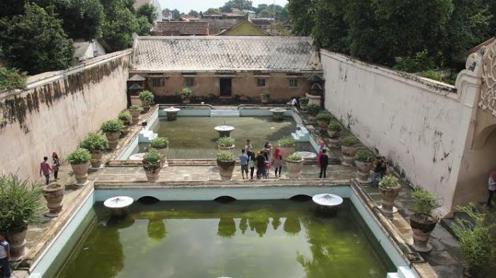 Kampung Wisata Tamansari, Perpaduan Potensi Seni, Budaya dan Heritage