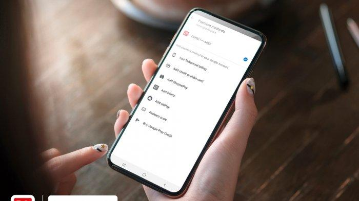 Tambahkan DOKU e-Wallet, DOKU Terus Lengkapi Metode Bayar dalam Google Play