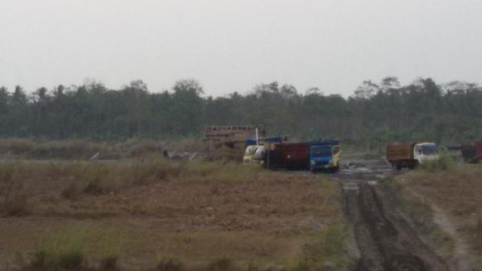 Dinas PUP-ESDM Dilaporkan Warga Terkait Jual-Beli Pasir,ORI DIY Coba Konfrontir