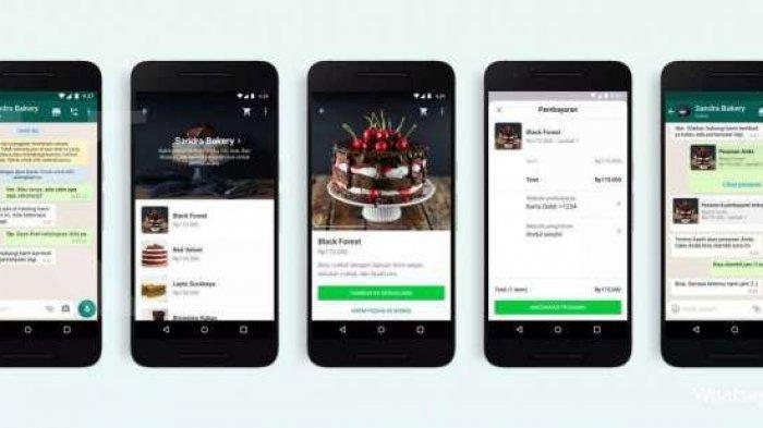 WhatsApp Bakal Punya Fitur Baru Belanja Online Hanya Lewat Chat Tanpa Perlu Buka Aplikasi