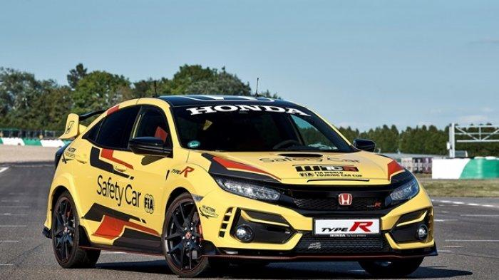 Honda Civic Type R Limited  Edition Jadi Official Safety Car Pada World Touring Car Cup 2020