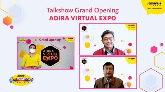 Memeriahkan HUT Ke-76 RI, Adira Finance Selenggarakan Adira Virtual Expo 2021
