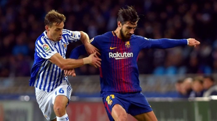 Siaran Langsung & Live Streaming SOCIEDAD vs BARCELONA Piala Super Spanyol Tayang di Channel TV Apa?