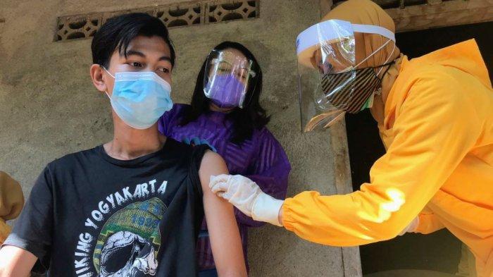 Pemkab di DIY Jemput Bola Hingga Depan Pintu Vaksinasi Covid-19