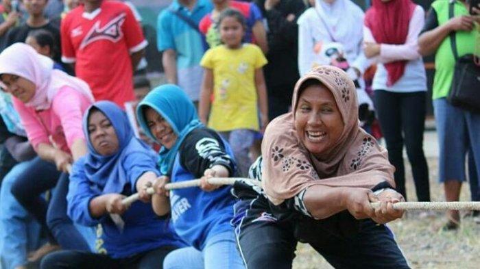Perayaan HUT Kemerdekaan RI di Terbah, Patuk Berlangsung Meriah