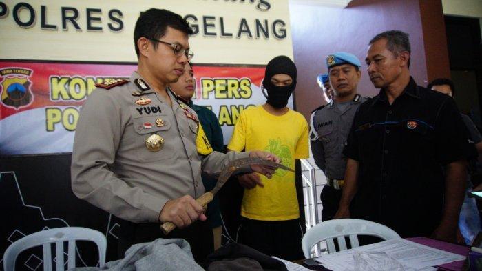 Tawuran Berdarah di Magelang, Polisi Tetapkan Pelajar Berusia 17 Tahun Jadi Tersangka