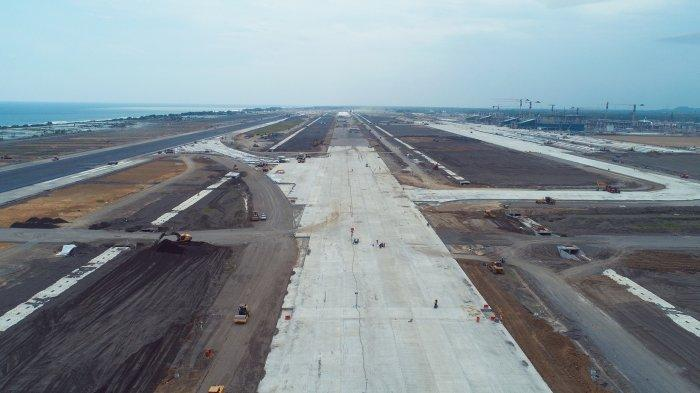 Hujan Terus-menerus, Diprediksi Operasional Bandara NYIA Mundur