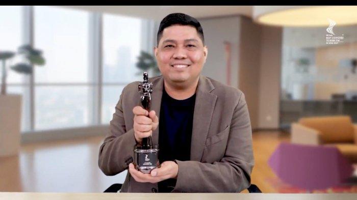 Telkom Raih Penghargaan Best Company to Work For in Asia 2021