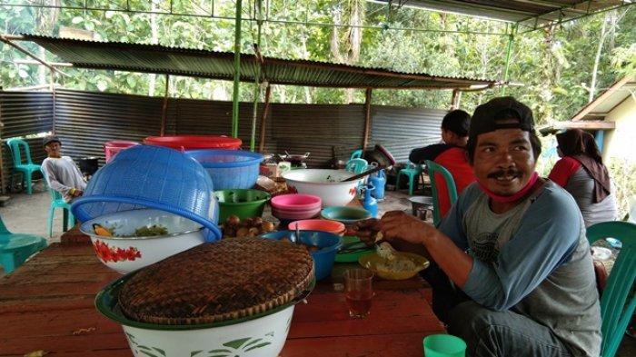 Pengungsi Gunung Merapi di Klaten Masih Bertahan di Tempat Evakuasi Sementara