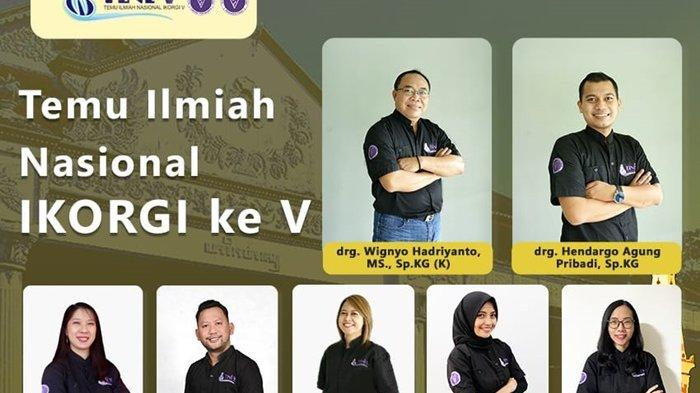 Ikatan Konservasi Gigi Indonesia Gelar Kongres XII dan Temu Ilmiah Nasional 2021 di Yogyakarta