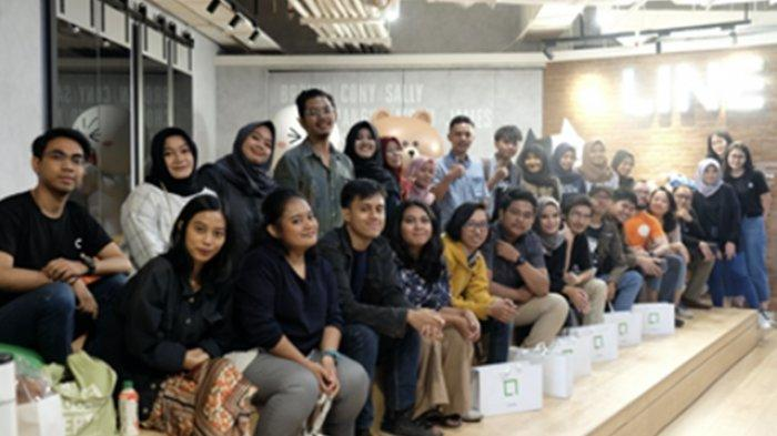 LINE OpenChat Berikan Edukasi Pada Komunitas