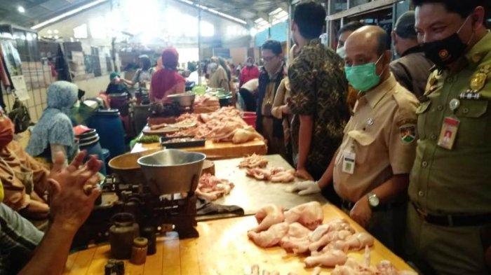 Temui Daging Tak Layak, Pemkot Magelang Gelar Operasi Pasar