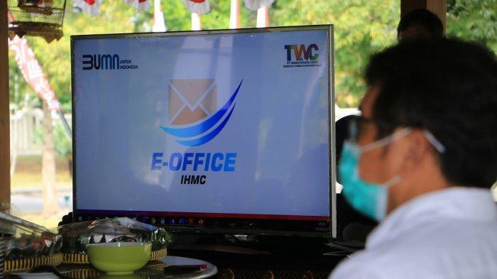 Terapkan Sistem E-Office, Bentuk Transformasi PT TWC Jawab Tantangan Era Digital