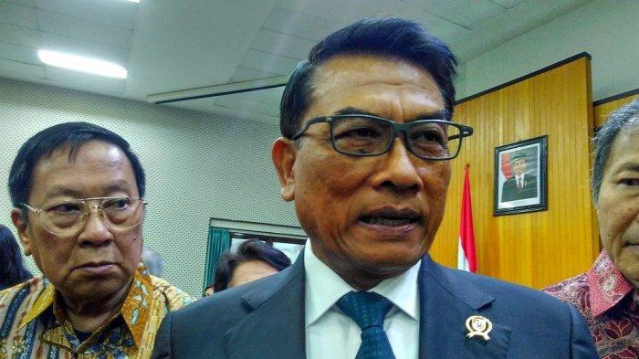 Moeldoko Izin Pensiun dan Pulang Kampung, Besok KSP Dibubarkan
