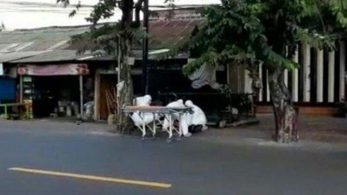 Ternyata Terinfeksi Virus Corona, WNA di Bali Meninggal Dunia di Atas Sepeda Motor di Pinggir Jalan