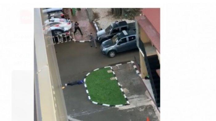 Terduga Teroris yang Terobos Mabes Polri Ditembak di Dekat Pintu Masuk Ruang Kapolri