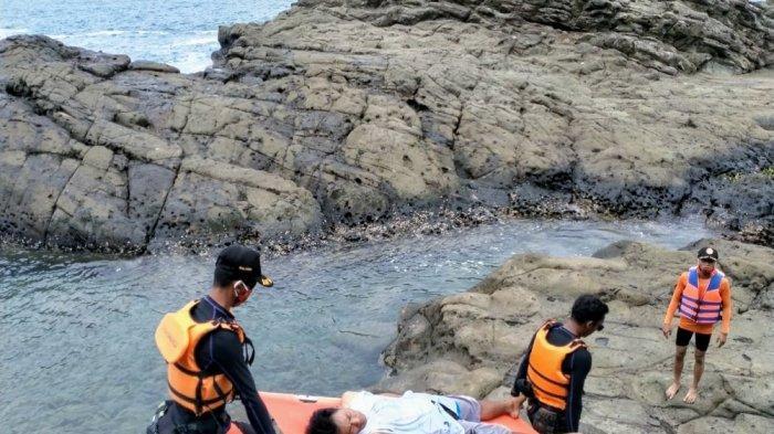 Laka Laut di Pantai Gunungkidul Turun Selama 2020, SAR Tetap Ketat Awasi Pengunjung