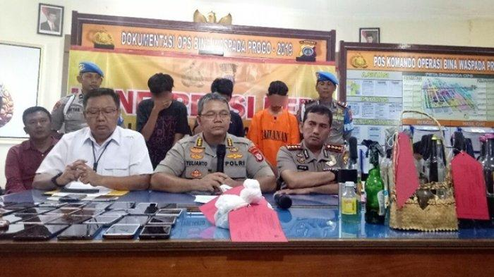 Pasca Bentrok di Mandala Krida, Polisi Amankan 51 Suporter dan Belasan Molotov