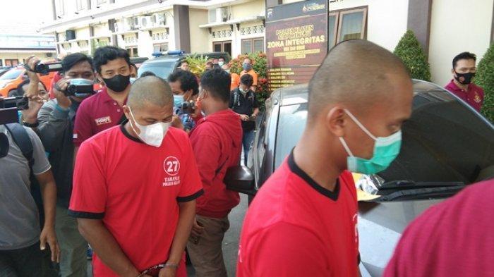 Dua Pria Ancam Bunuh Kapolsek Tulung Klaten Gara-gara Bubarkan Acara Dangdutan, Ini Pengakuan Pelaku