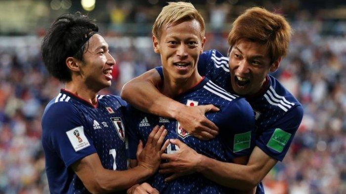 Deretan Pemain Pilar Jepang Resmi Nyatakan Pensiun dari Timnas Setelah Piala Dunia 2018