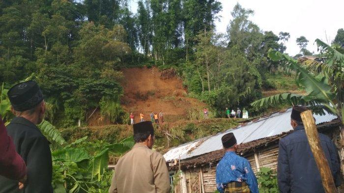Total Kerugian Capai Rp 200 Juta Imbas Longsor di Desa Ardipuro Kaliangkrik Kabupaten Magelang