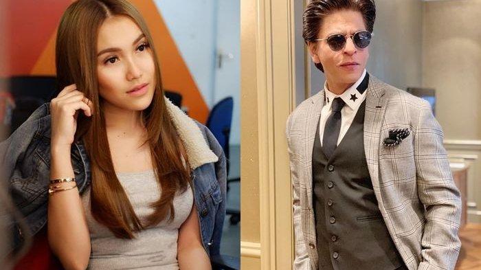 Terungkap, Ayu Ting Ting Ajak Nikah Shah Rukh Khan, Begini Jawaban Sang Aktor Bollywood