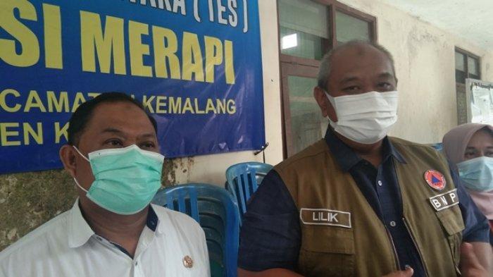 BNPB Minta Barak Pengungsian Gunung Merapi di Balerante Klaten Tetap Disiagakan