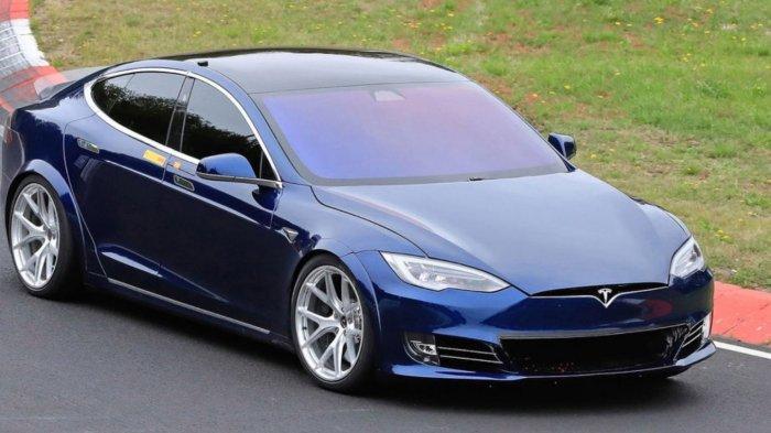 Wow! Tesla Model S Plaid Resmi Dipamerkan, Sudah Bisa Dipesan