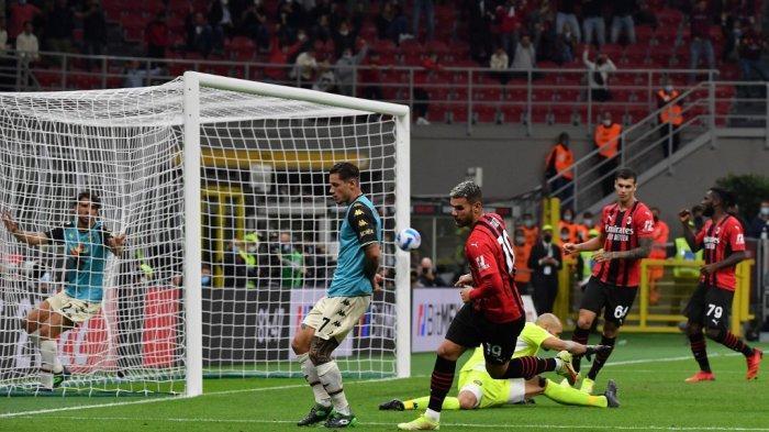 AC MILAN 2-0 Venezia: Rating Kalulu, Gabbia, Tonali, Leao, Saelemaekers, Diaz & Hernandez MOTM
