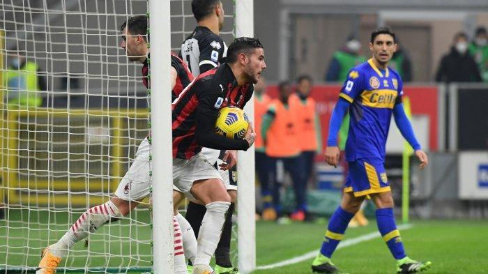 AC MILAN: Kabar Baik bagi Milanisti tentang Theo Hernandez