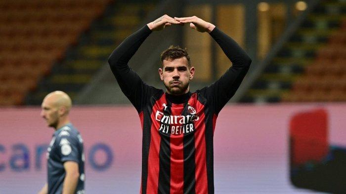 Bek AC Milan Jadi Target Man City dan PSG di Transfer Musim Depan