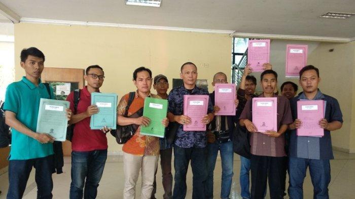 Tidak Ada Kejelasan Pembangunan Rumah Bersubsisi, 32 Konsumen Laporkan PT CKBI ke Polda DIY