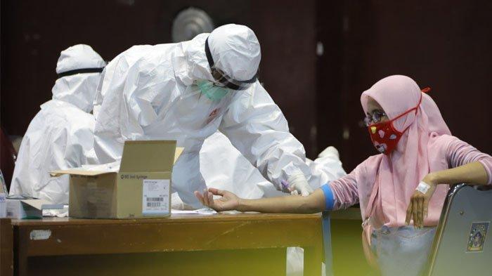 Update COVID-19 DIY, Tambah 5 Kasus, Pekerja Migran dari Italia Positif Virus Corona
