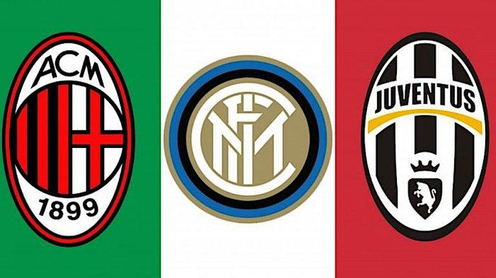 GAWAT! Tiga Klub Serie A Minta AC Milan, Inter Milan & Juventus Dikeluarkan dari Liga Italia