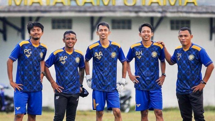 Tiga Legenda PSIM Yogyakarta Berniat Ambil Kurus Kepelatihan Lisensi Diploma