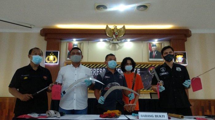 KRONOLOGI Sejumlah Remaja Bersenjata Tajam di Sleman Diringkus Polisi, Diduga Akan Tawuran Antargeng