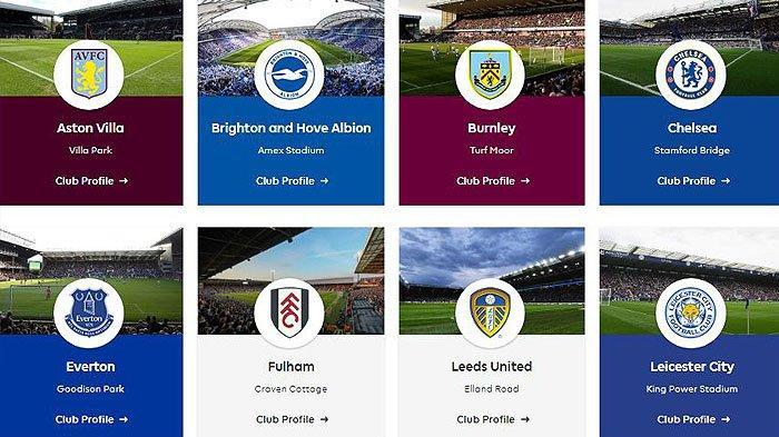 JADWAL PREMIER LEAGUE Malam Ini Ada Man United, Everton, Palace dan Chelsea