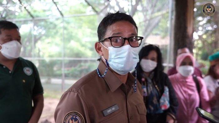 Tiga Yatim Piatu Akibat Covid-19 Dapat Beasiswa dari Menparekraf Sandiaga Uno
