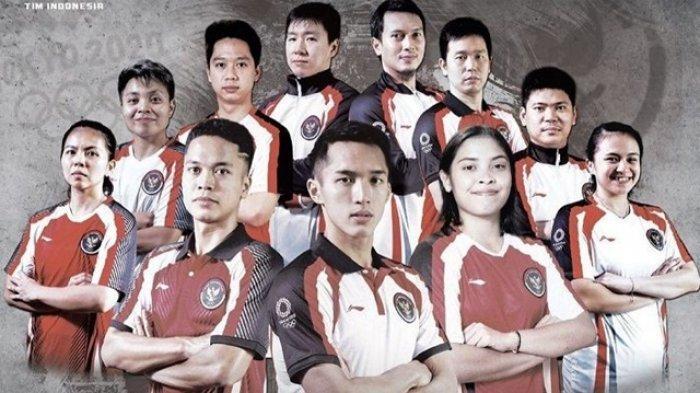 Jadwal Lengkap Bulu Tangkis Olimpiade Tokyo 2021 : Tim Indonesia Akan Berlaga Akhir Pekan Ini