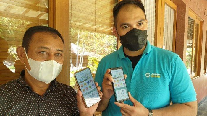 Aplikasi Dagangan, Bantu Pegiat Warung Kelontong di Daerah Penuhi Stok Logistik