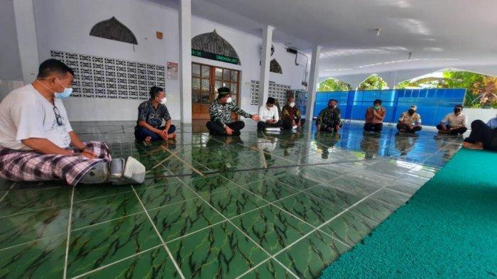 Tim Gugus Tugas Covid-19 Kulon Progo Berikan Edukasi Pelaksanaan Iduladha di 3 Masjid